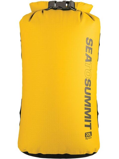 Sea to Summit Big River Dry Bag 20L Yellow